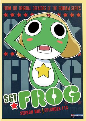 Rent Sgt. Frog: Series 1 (aka Keroro gunsô) Online DVD Rental