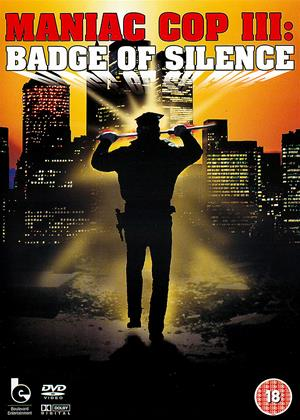 Rent Maniac Cop 3 (aka Maniac Cop 3: Badge of Silence) Online DVD Rental