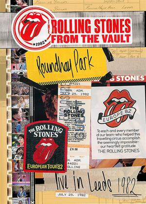 Rent The Rolling Stones: From the Vault: Live in Leeds 1982 (aka The Rolling Stones: From the Vault - Live at Roundhay Park 1982) Online DVD & Blu-ray Rental