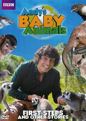 Rent Andy's Baby Animals: Series 1 (aka Andy's Baby Animals: First Steps and Other Stories) Online DVD Rental