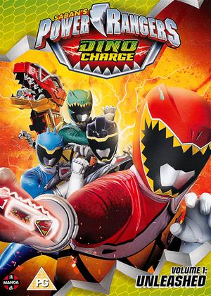 Rent Power Rangers Dino Charge: Unleashed (aka Power Rangers Dino Charge: Vol.1) Online DVD Rental