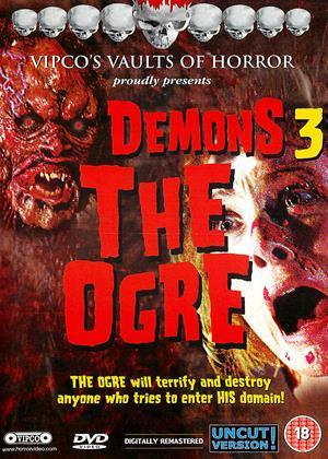 Rent Demons 3: The Ogre (aka The Ogre / La casa dell'orco) Online DVD & Blu-ray Rental