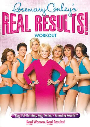 Rent Rosemary Conley: Real Results Workout (aka Rosemary Conley's Real Results For Real Women Workout) Online DVD & Blu-ray Rental