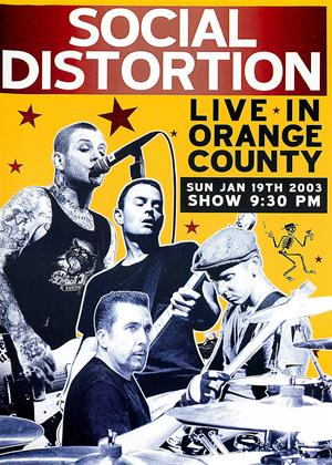 Rent Social Distortion: Live in Orange County Online DVD & Blu-ray Rental