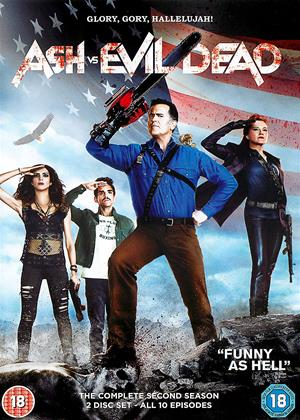 Rent Ash vs. Evil Dead: Series 2 Online DVD Rental
