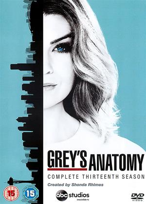 Rent Grey's Anatomy: Series 13 Online DVD & Blu-ray Rental