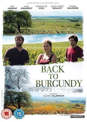 Back to Burgundy Online DVD Rental