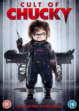 Rent Cult of Chucky Online DVD Rental