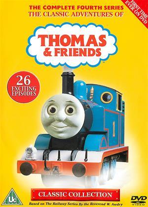 Rent Thomas the Tank Engine and Friends: Series 4 (aka Thomas & Friends) Online DVD & Blu-ray Rental