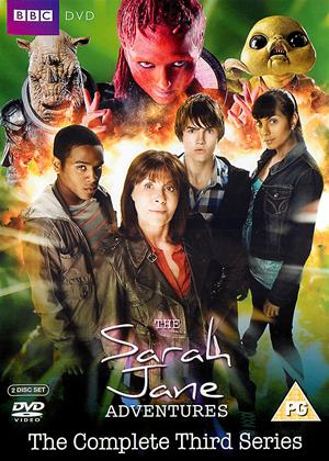 Rent The Sarah Jane Adventures: Series 3 Online DVD & Blu-ray Rental