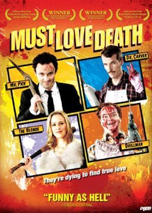 Rent Must Love Death Online DVD Rental