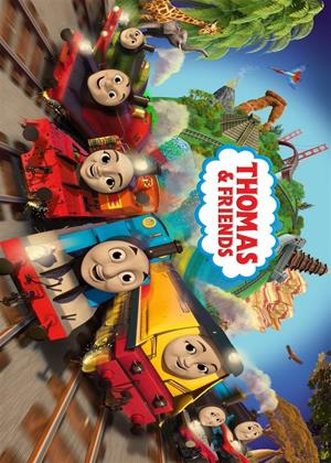 Rent Thomas the Tank Engine and Friends: Series 20 Online DVD Rental