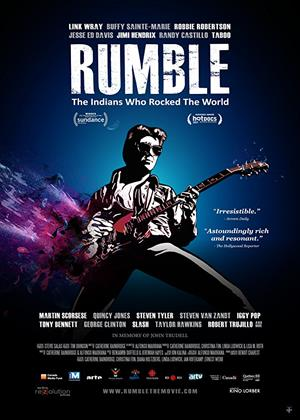 Rent Rumble: The Indians Who Rocked the World Online DVD Rental