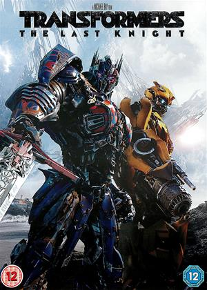 Transformers: The Last Knight Online DVD Rental