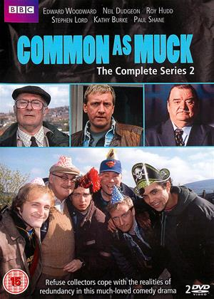 Rent Common as Muck: Series 2 Online DVD & Blu-ray Rental