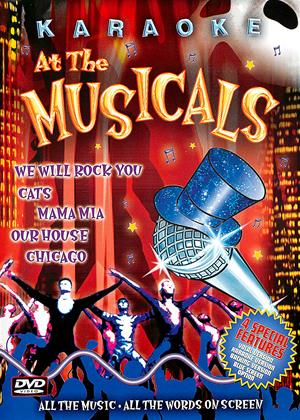 Rent Karaoke at the Musicals Online DVD & Blu-ray Rental