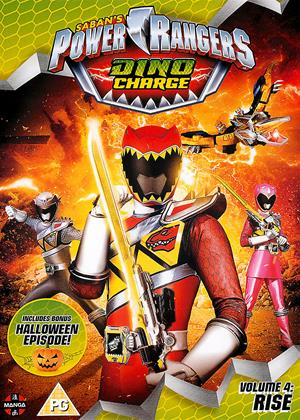 Rent Power Rangers Dino Charge: Rise (aka Power Rangers Dino Charge: Rise Vol.4) Online DVD & Blu-ray Rental