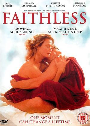Rent Faithless (aka Trolosa) Online DVD & Blu-ray Rental