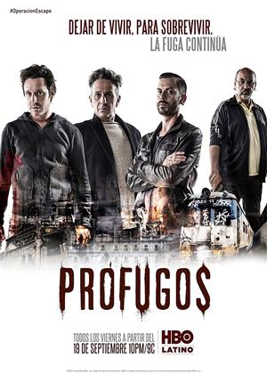 Rent Fugitives: Series 1 (aka Prófugos) Online DVD Rental