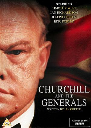 Rent Churchill and the Generals Online DVD & Blu-ray Rental