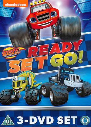 Rent Blaze and the Monster Machines: Ready, Set, Go! Online DVD Rental