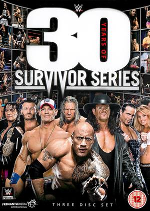 Rent WWE: 30 Years of Survivor Series Online DVD Rental