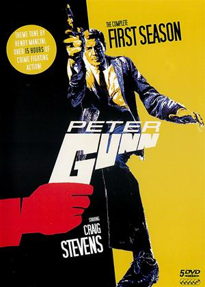Rent Peter Gunn: Series 1 Online DVD & Blu-ray Rental