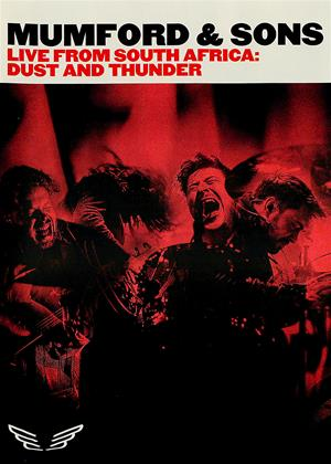 Rent Mumford and Sons: Live from South Africa: Dust and Thunder (aka Mumford & Sons Live from South Africa: Dust & Thunder) Online DVD Rental