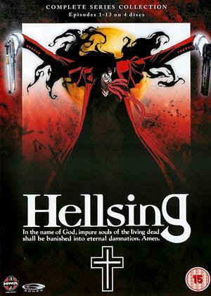 Rent Hellsing: Series (aka Herushingu) Online DVD & Blu-ray Rental