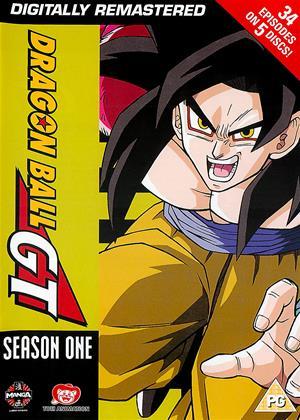 Rent Dragon Ball GT: Series 1 (aka Dragon Ball GT: Doragon bôru jîtî) Online DVD & Blu-ray Rental