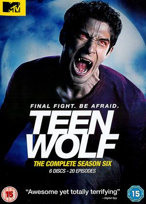 Rent Teen Wolf: Series 6 Online DVD Rental