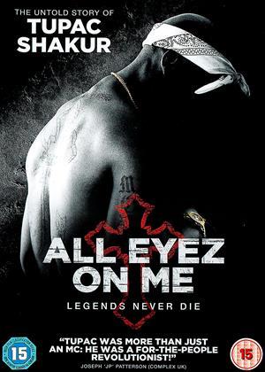 Rent All Eyez on Me Online DVD & Blu-ray Rental