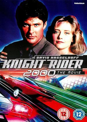 Rent Knight Rider 2000 (aka Knight Rider 2000: The Movie) Online DVD Rental