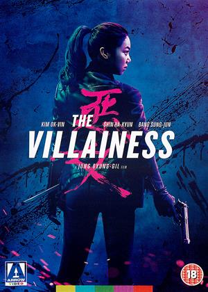 The Villainess Online DVD Rental