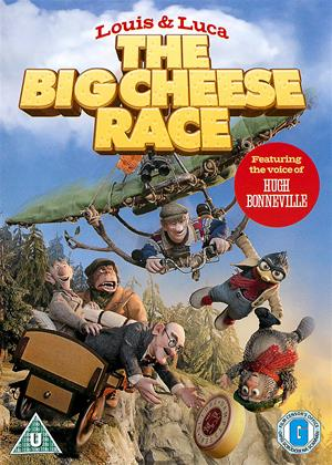 Rent Louis and Luca: The Big Cheese Race (aka Solan og Ludvig: Herfra til Flåklypa) Online DVD Rental