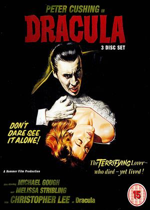 Horror of Dracula Online DVD Rental