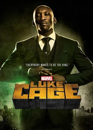 Rent Luke Cage (aka Marvel's Luke Cage) Online DVD & Blu-ray Rental