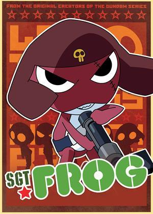 Rent Sgt. Frog (aka Keroro gunsô) Online DVD & Blu-ray Rental