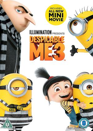 Rent Despicable Me 3 Online DVD Rental