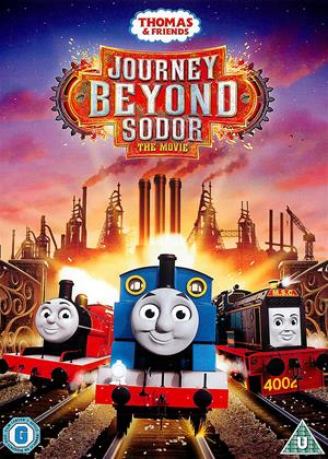 Rent Thomas and Friends: Journey Beyond Sodor Online DVD Rental