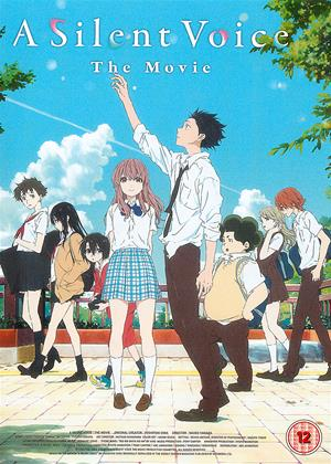 Rent A Silent Voice (aka Koe no katachi) Online DVD & Blu-ray Rental