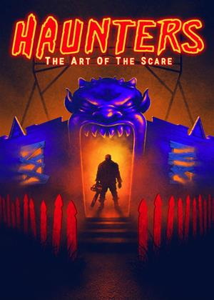 Rent Haunters: The Art of the Scare Online DVD & Blu-ray Rental