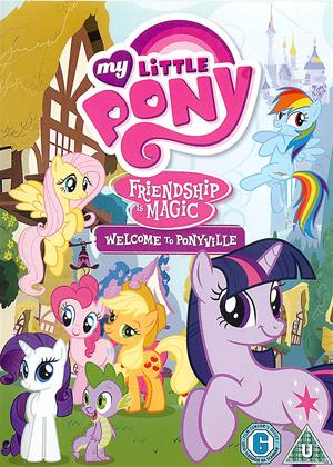 Rent My Little Pony: Welcome to Ponyville (aka My Little Pony: Friendship is Magic - Welcome To Ponyville) Online DVD & Blu-ray Rental