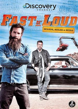 Rent Fast N' Loud: Beards, Builds and Beers Online DVD Rental