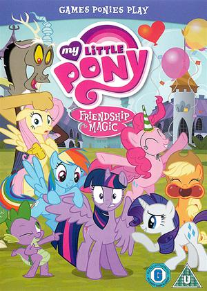 Rent My Little Pony: Games Ponies Play (aka My Little Pony: Friendship Is Magic: Games Ponies Play) Online DVD Rental