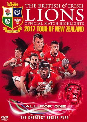 Rent The British and Irish Lions Tour: Official Match Highlights (aka British and Irish Lions: Official Match Highlights: 2017 Tour of New Zealand) Online DVD Rental