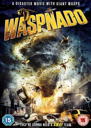 Rent Waspnado (aka Tsunambee: The Wrath Cometh) Online DVD & Blu-ray Rental
