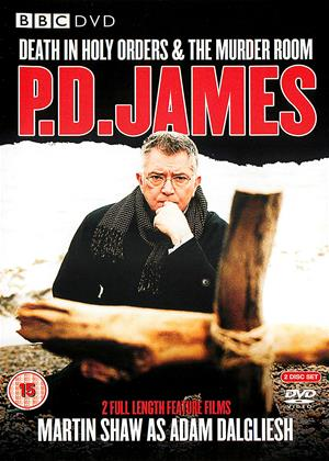 Rent Death in Holy Orders (aka P.D. James: Death in Holy Orders) Online DVD Rental