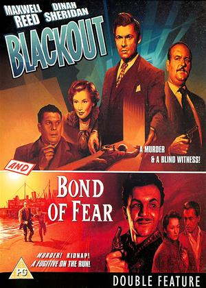 Rent Blackout / Bond of Fear Online DVD & Blu-ray Rental