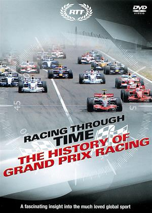 Rent Racing Through Time: The History of Grand Prix Racing Online DVD & Blu-ray Rental